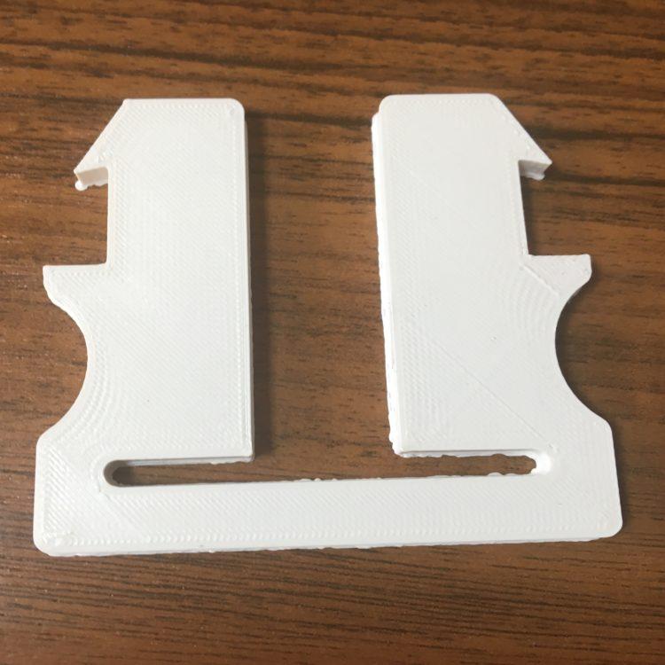3D печать защелки для томографа