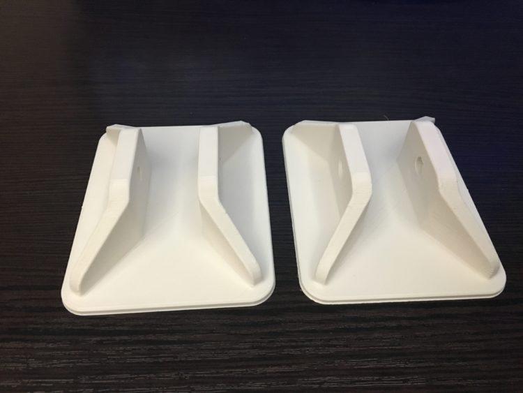 Держатель катушки металлоискателя 3D печать