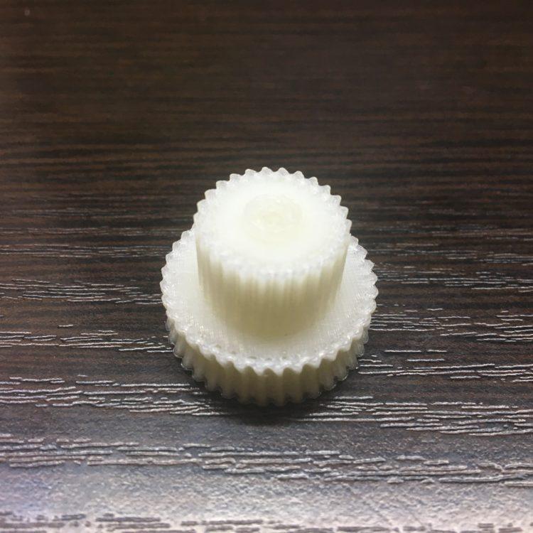 3D печать шестерни редуктора для ламинатора PHOTONEX