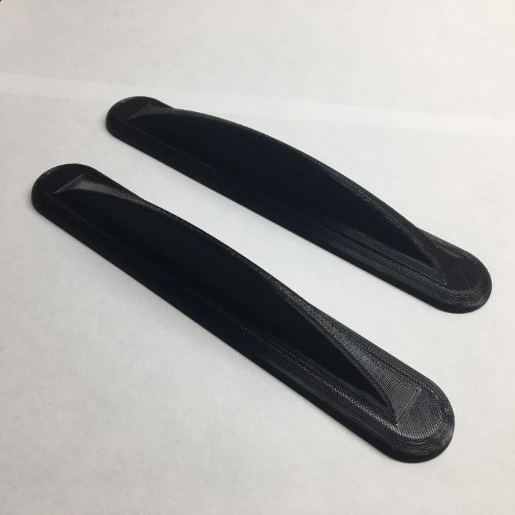 3D печать в Орске ручек ларя-морозильника