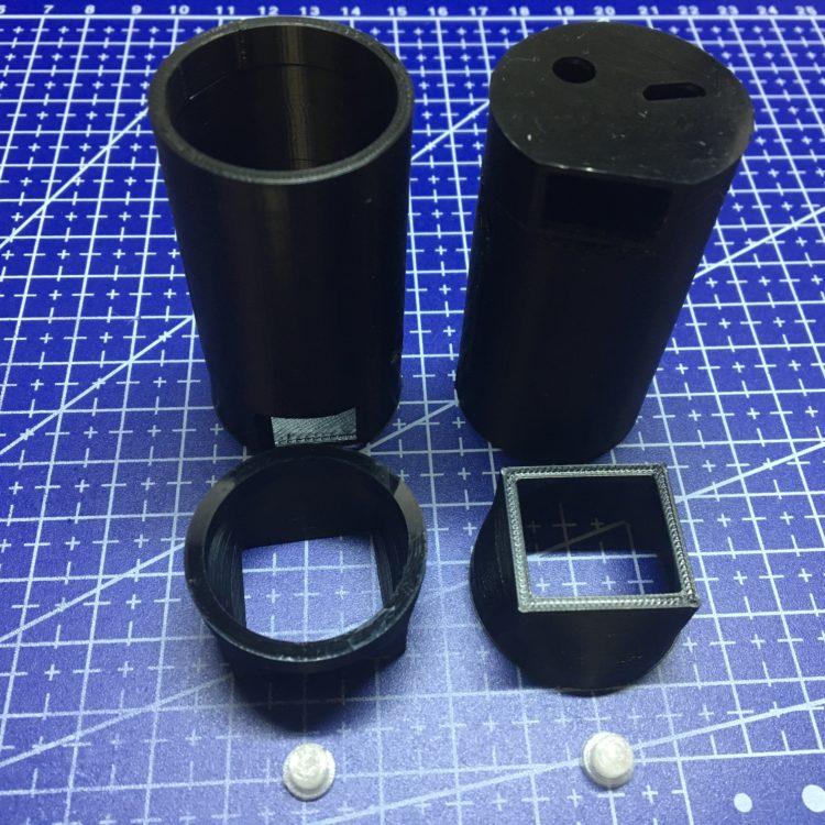 3D печать корпусов вибродатчика