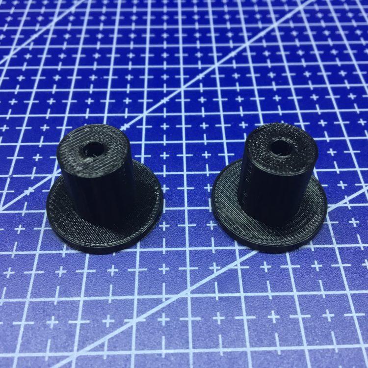 3D печать держателей ручки ящика