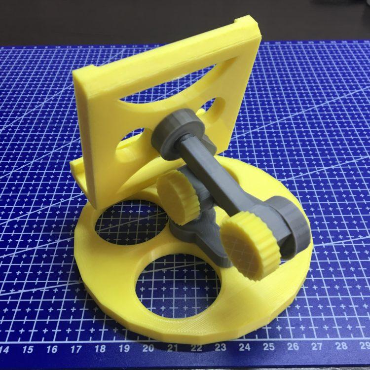 3D печать держателя планшета