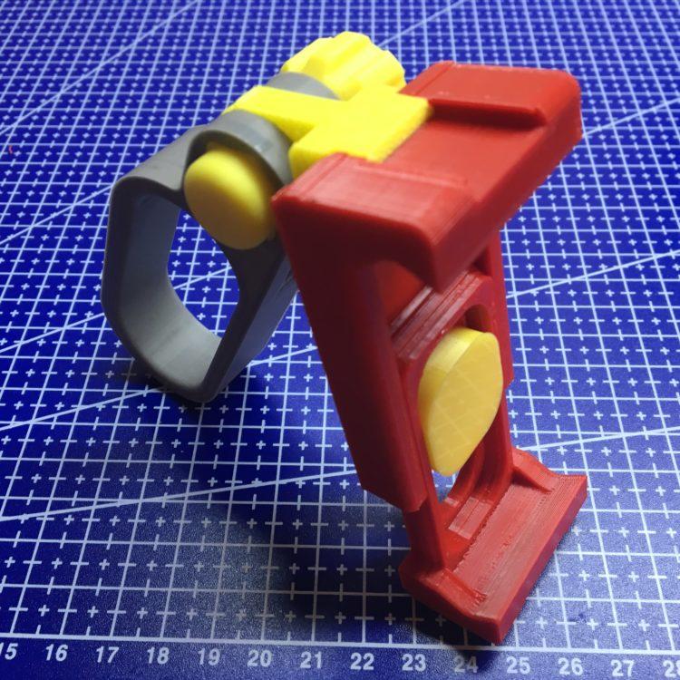 3D печать держателя телефона