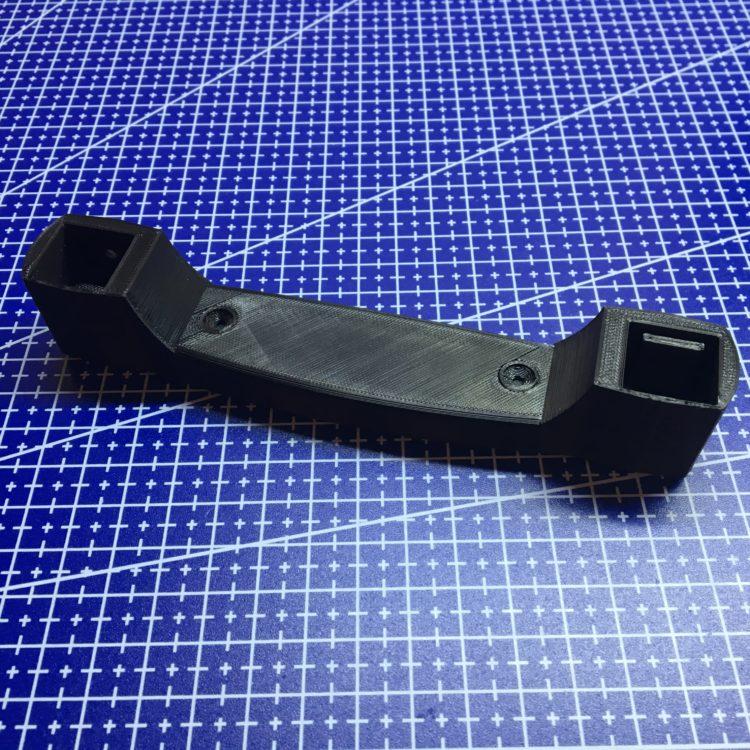 3D печать чемоданной ручки