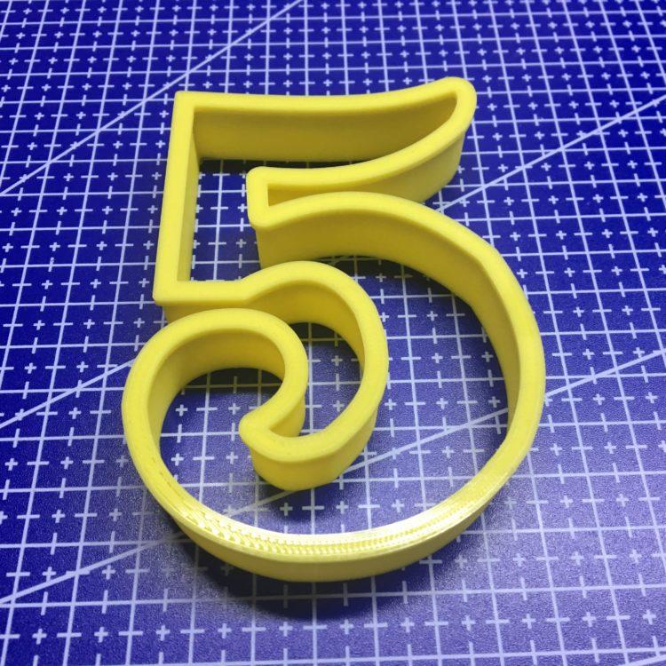 3D печать формочки для печенья