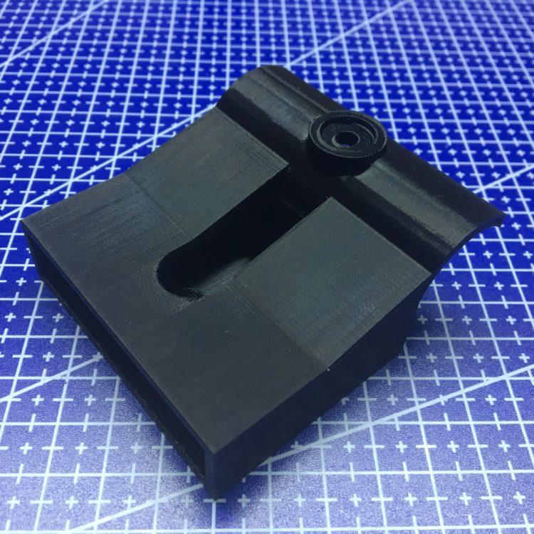 FDM печать латодержателя кровати