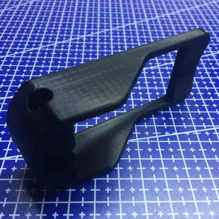 3D печать ручки крана диспенсера