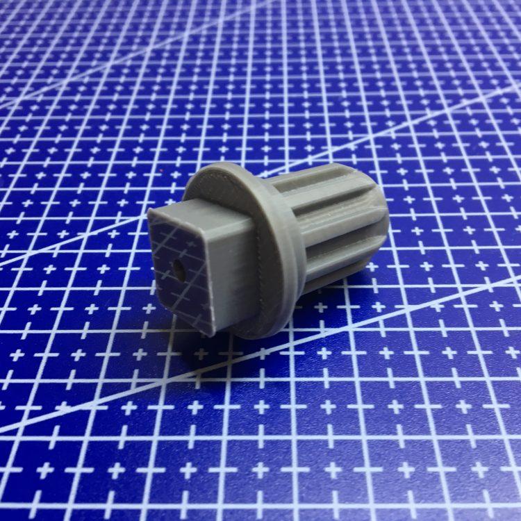 3D печать переходника для соковыжималки