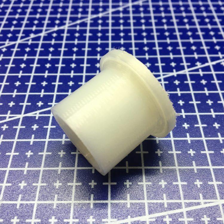 3D печать втулки для ручной мясорубки
