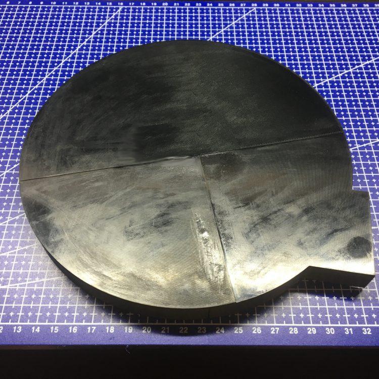 3D печать защиты металлоискателя Minelab SDC 2300