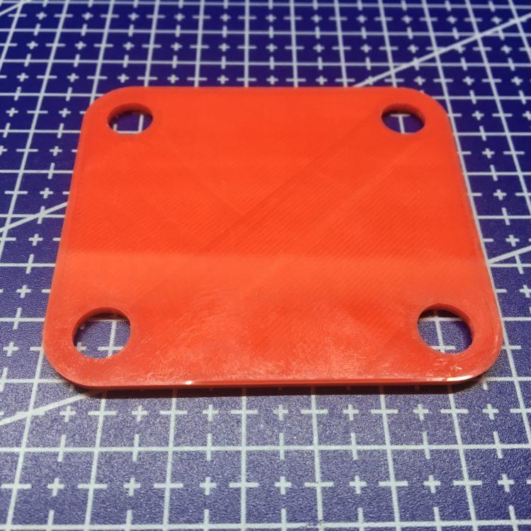3D печать комплекта технологических заглушек