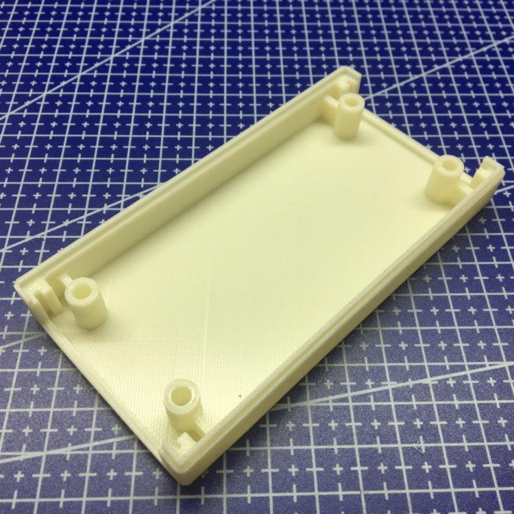 3D печать элемента корпуса блока питания