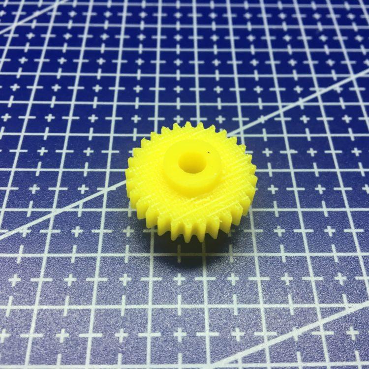 3D печать комплекта шестеренок