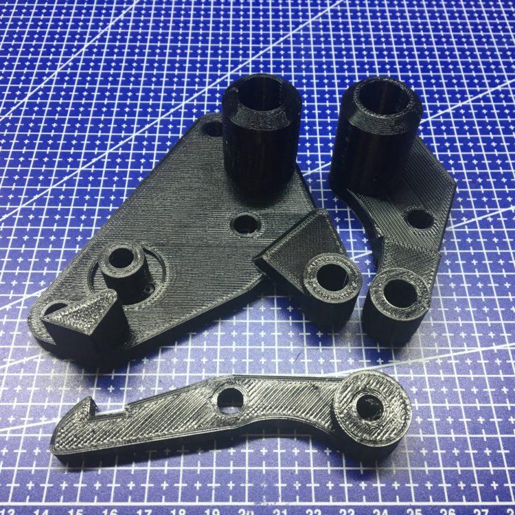 3D печать ремкомплекта производственного конвейера