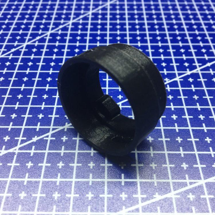 3D печать элементов корпуса вибродатчика