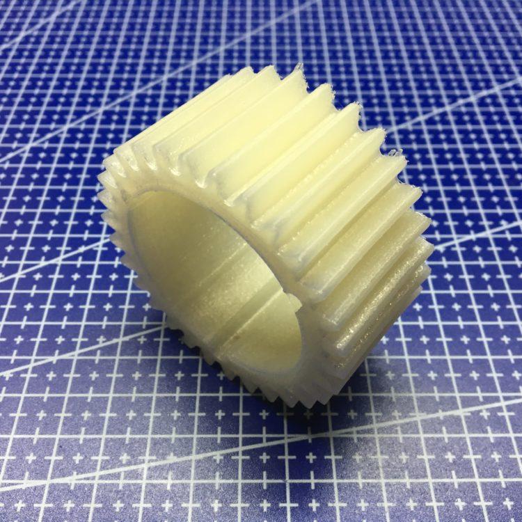 3D печать венцов шестерен для промышленного конвейера