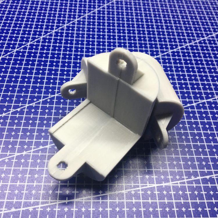 3D печать комплекта углов кассового бокса