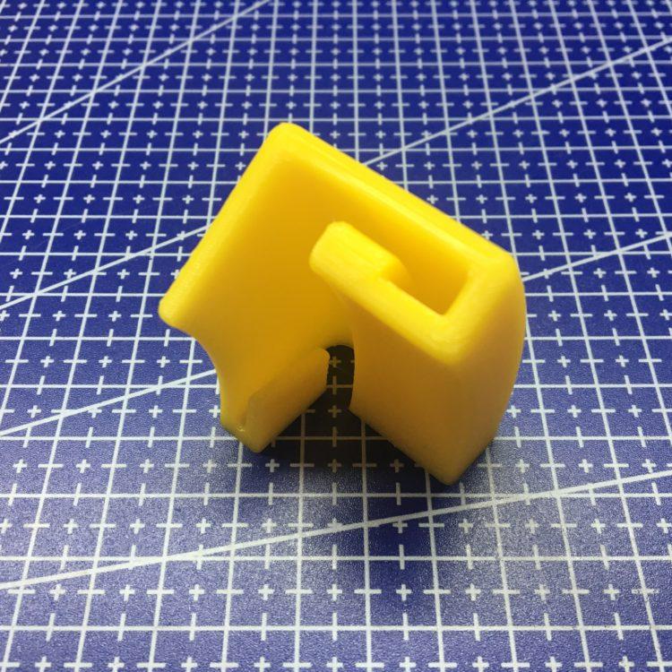 3D печать партии пылеуловителей для болгарки