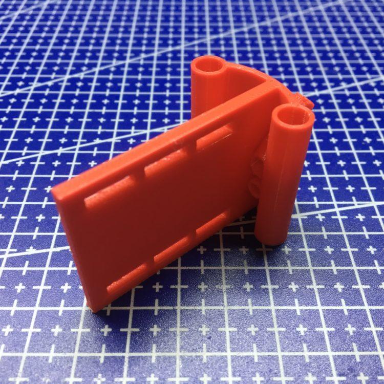 3D печать держателей антенн квадрокоптера