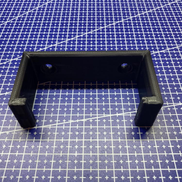 3D печать держателей онлайн-кассы  ШТРИХ-СМАРТПОС-Ф МИНИ