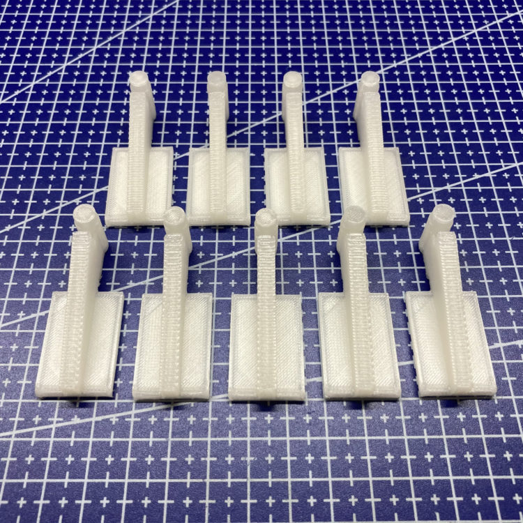3D печать конвейерного толкателя упаковки