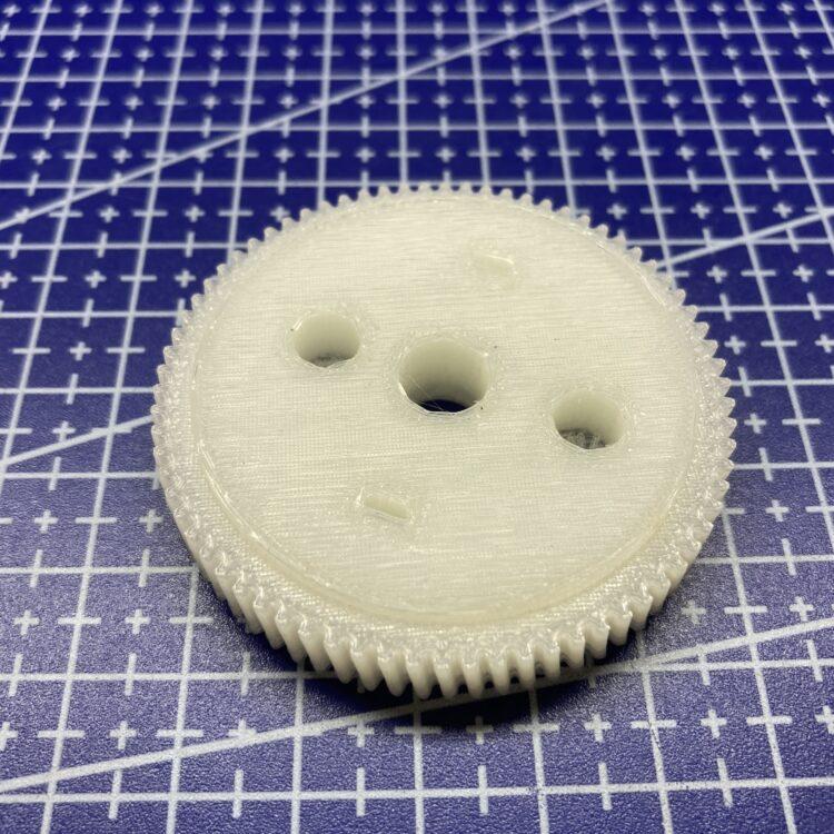 3D печать шестерни стеклоочистителя
