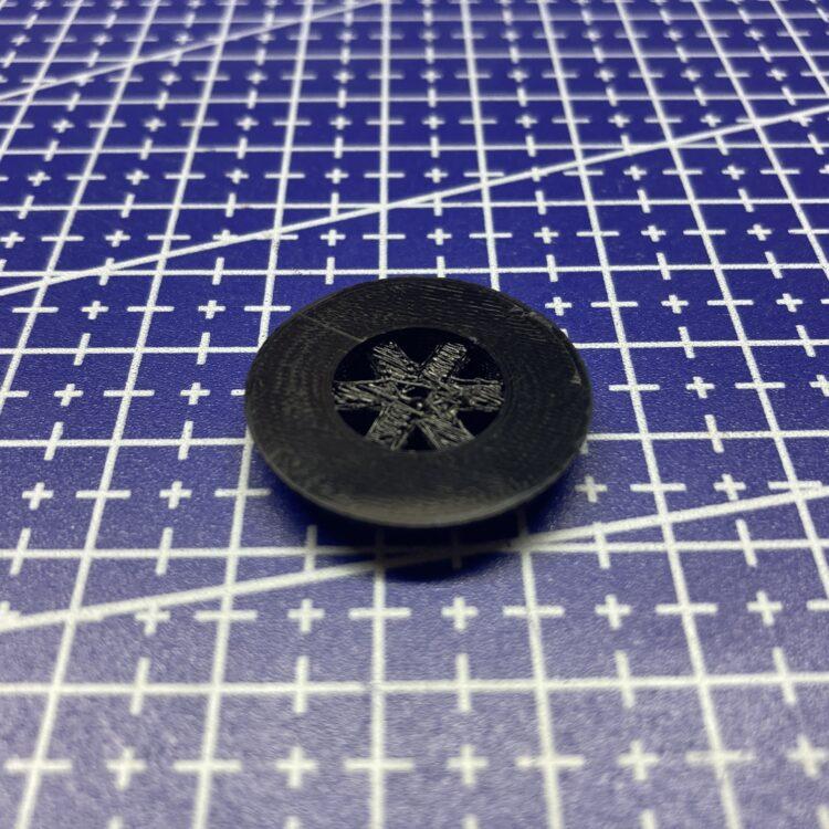 3D печать комплекта колёс детской игрушки