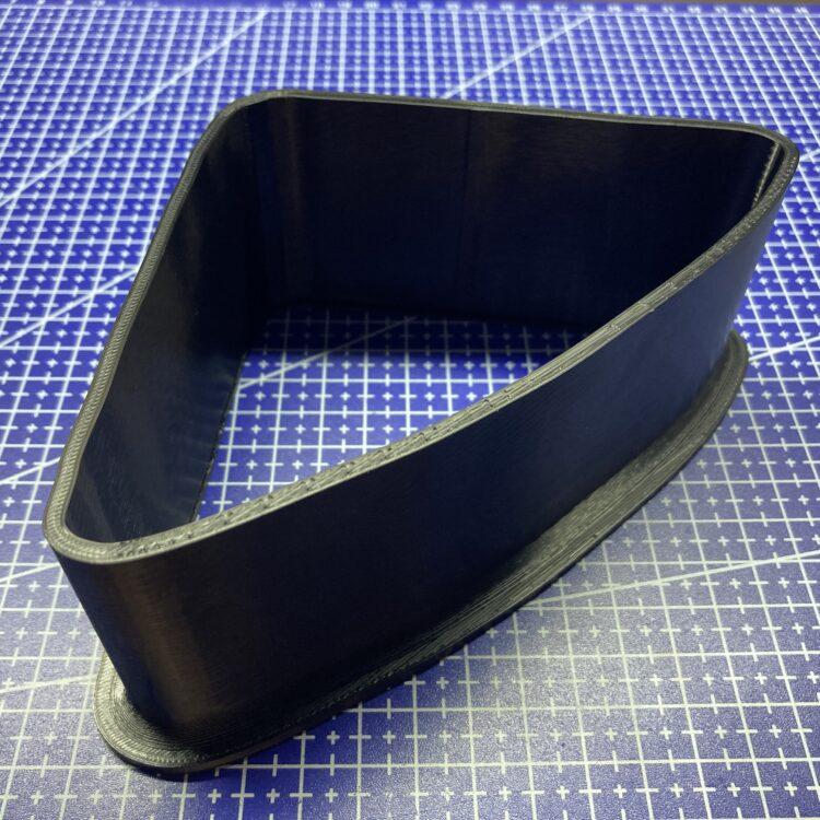 3D печать элементов для тюнинга автомобиля