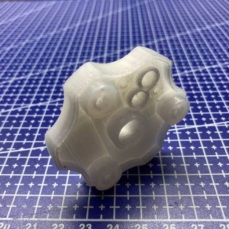 3D печать детали привода электромотоцикла