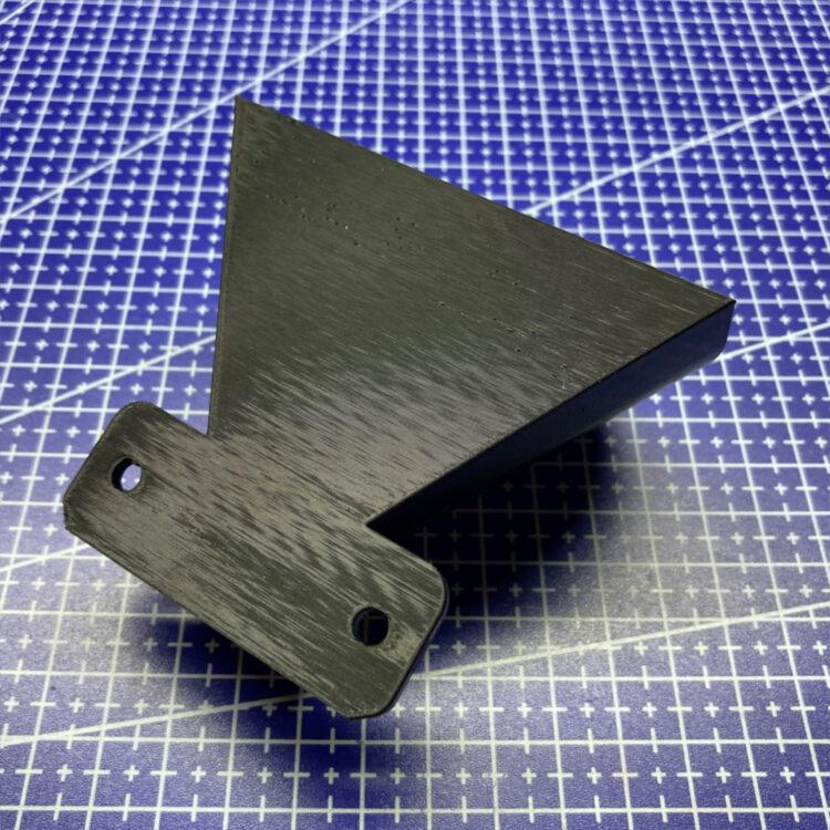3D печать корпуса ультразвукового уровнемера