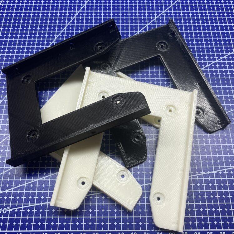 3D печать адаптеров для установки SSD диска