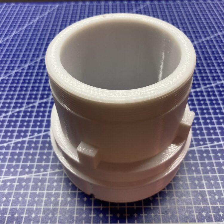 3D печать соединителя ПВХ шланга