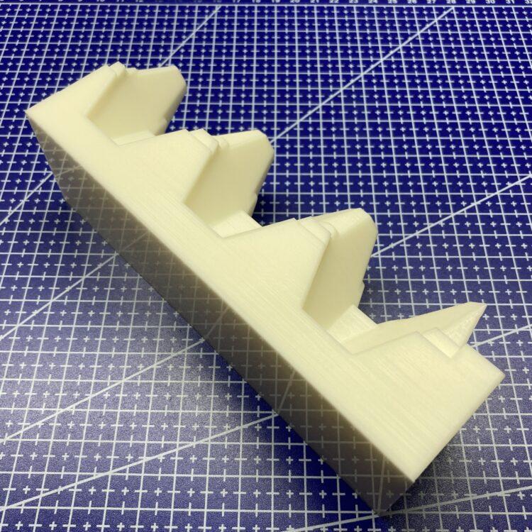 3D печать мастер-модели пресс-формы лотка для яиц