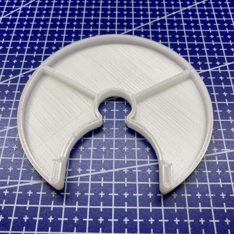 3D печать детали дозатора бахил